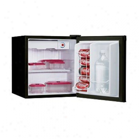 Danby 1.7 Cu. Ft. Compact Refrigerator - Black