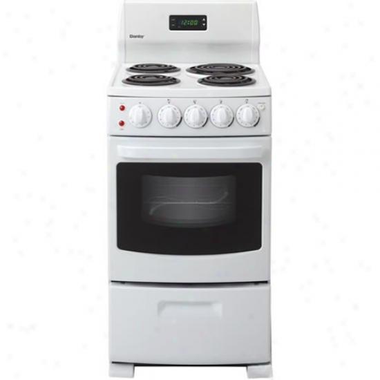 Danby 20  Freestaanding Electric Range Wirh Oven