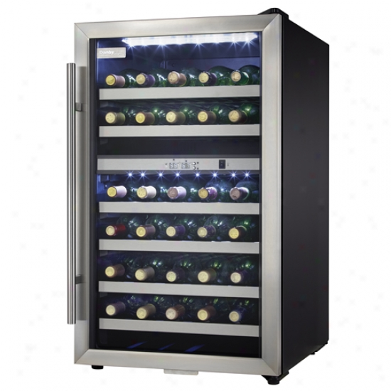 Danby 38 Bottle Dual Zone Wine Cool3r