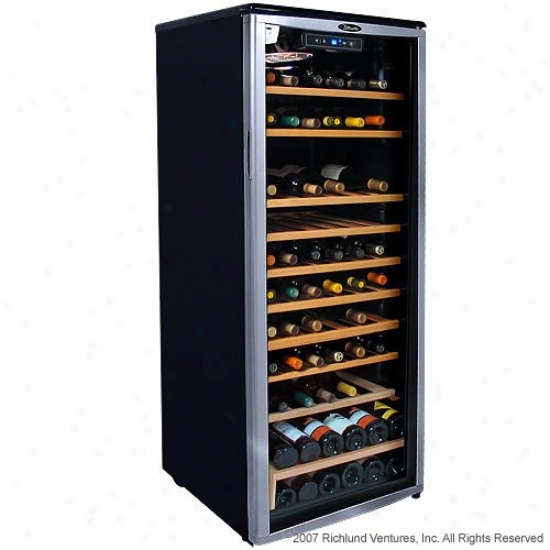 Danby 75 Bottle Wine Refrigerator