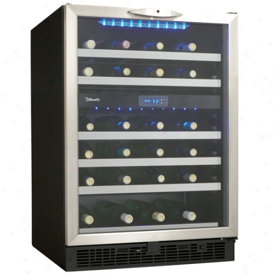 Danby Silhouette 51 Bottle Built In Wine Cooler