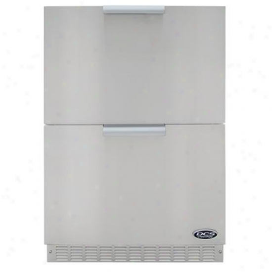 Dcs 2-drawer Outdoor Refrigerator