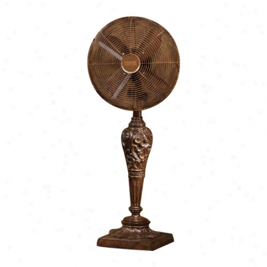 Decobreeze 12  Cantalonia Table Top Fan