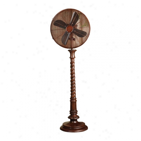Decobreeze 16  Raleigh Floor Standing Fan