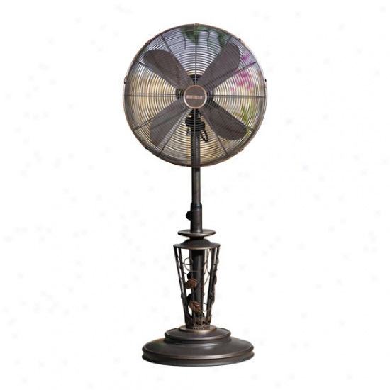 Decobreeze 18  Vines Outdoor Fan