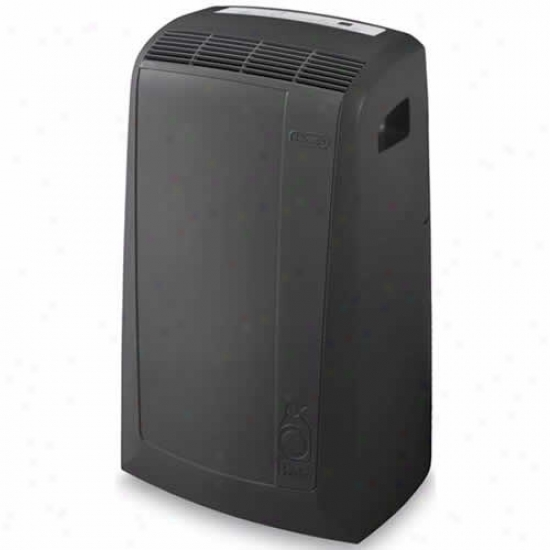 Delonghi 13,000 Btu Portable Air Conditioner & Heater W/ Remote