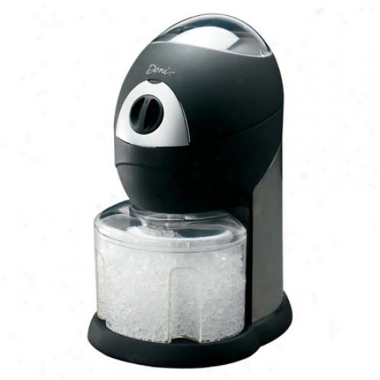 Deni Automatic Ice Crusher - Stainless Steel