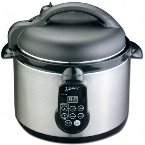 Deni Electric 5 Qt. Pressure Cooker