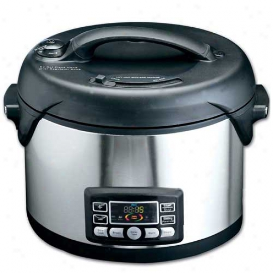 Deni Electric 8.5 Qt. Pressure Cooker