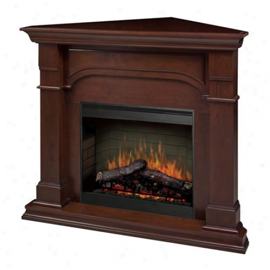 Dimplex Maestro Oxford Corner Electric Fireplace - Cherry