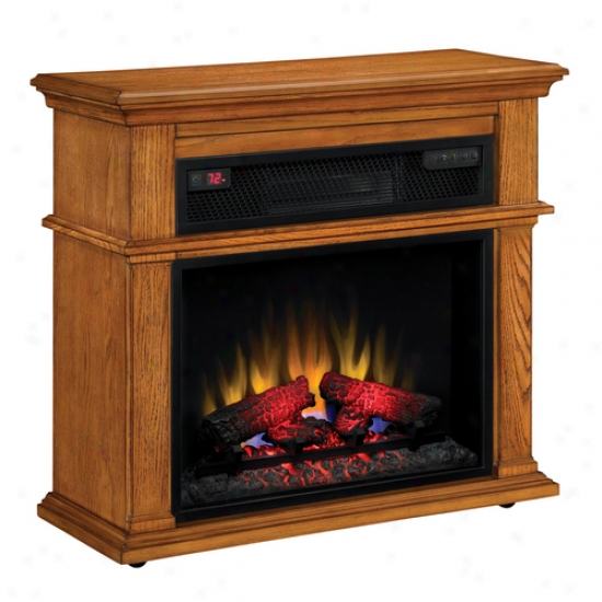 Duraflame 23  Infrared Rolling Mantel