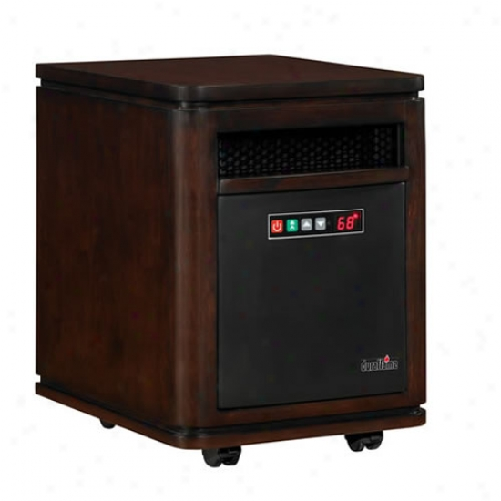 Duraflame Dartmouth Roasted Walnut Portable Heater