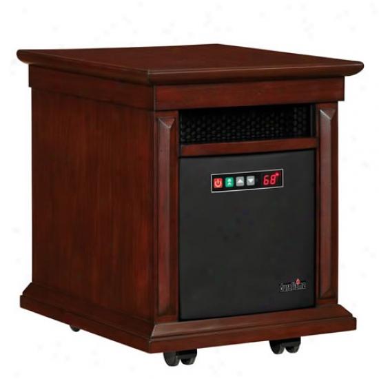 Duraflame Livingston Walnut Portable Heater