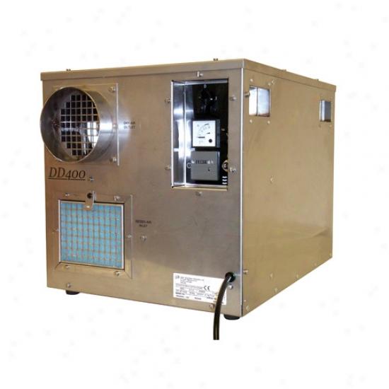 Ebac 108 Pint Desiccant Dehumidifier