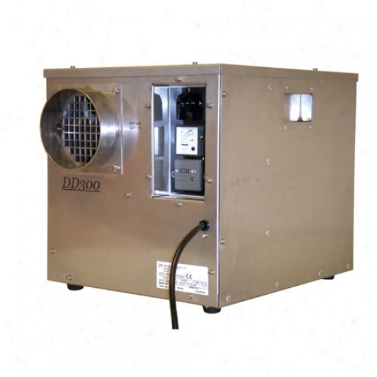Ebac 79 Pint Desiccant Dehumidifier