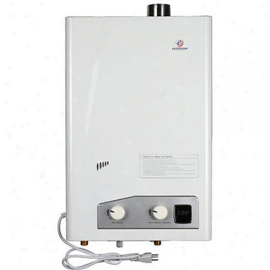 Eccotemp Indoor High Capacity Tankless Water Heafer - Natural Gas