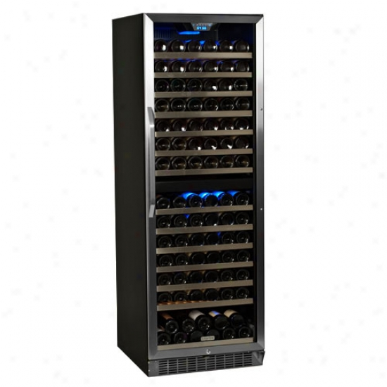 Edgestar 155 Bottle Dual Zone Wine Cooler