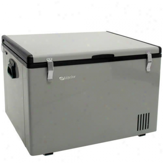 Edgestar 63 Qt. 12v Dc Portable Fridge/freezer
