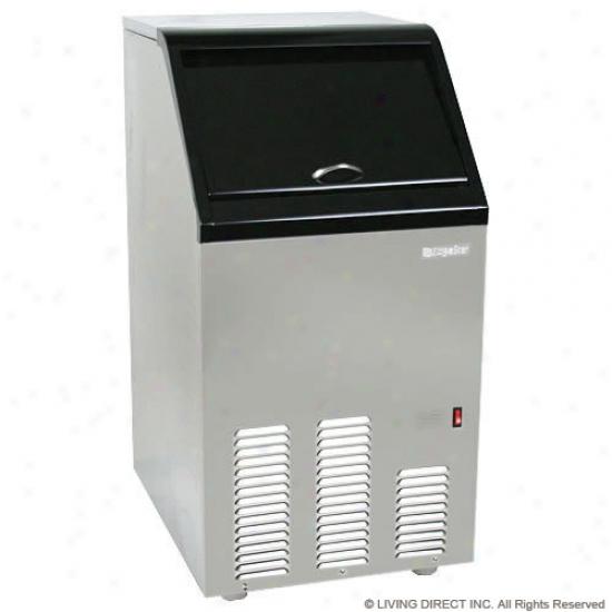 Edgestar 65 Lb. Capacity Full Size Ice Maker