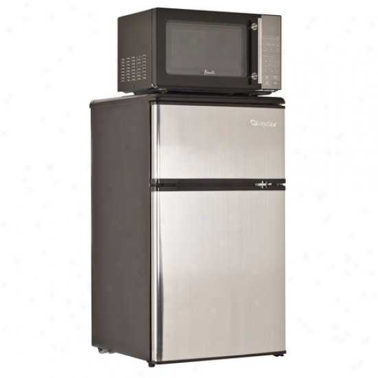 Edgestar Ensrgy Star Microwave And Refrigerator Combo