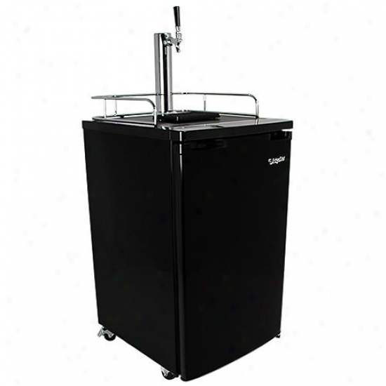 Edgestar Full Size Kegerator & Draft Beer Dispenser
