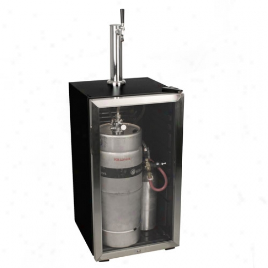 Edgestar Slim Kegerator & Draft Beer Dispenser