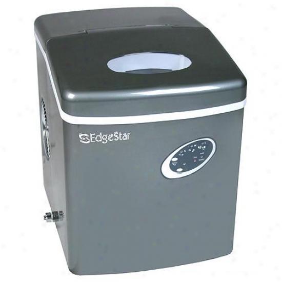 Edgesgar Titanium Portable Ice Creator