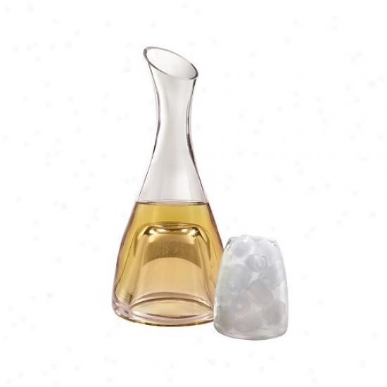 Epicureanist Wine Cjilling Decanter