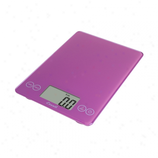 Escali Arti Glass Digiatl Kitchen Scale
