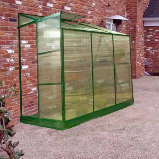 Exaco 24 Sq Ft Green House