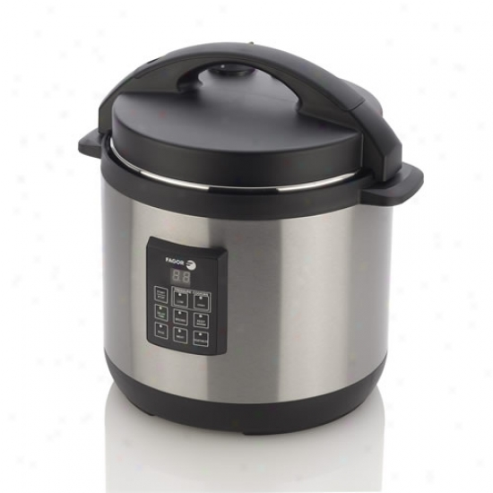 Fagor 6 Qt. Electric rPessure Cooker Plus