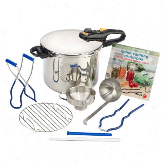 Fagor Duo Pressure Canning Set