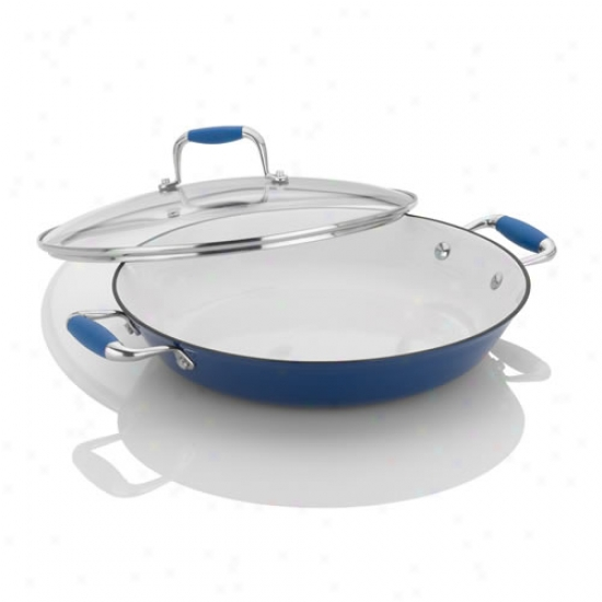Fagor Michelle B Cast Iron Lite 12in Chefd Pan