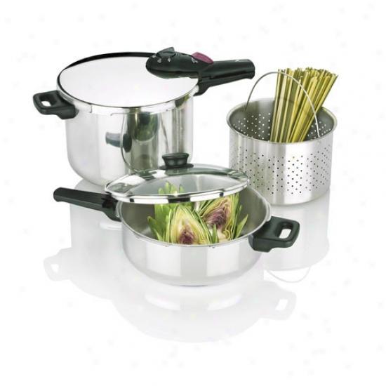 Fagor Splendid Pressure Cooker Multi Set