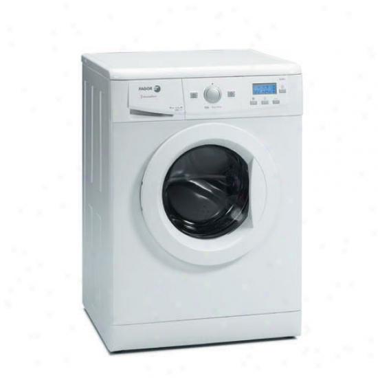 Fagor Washer/drryer Combo - 13 Lb Capacity White