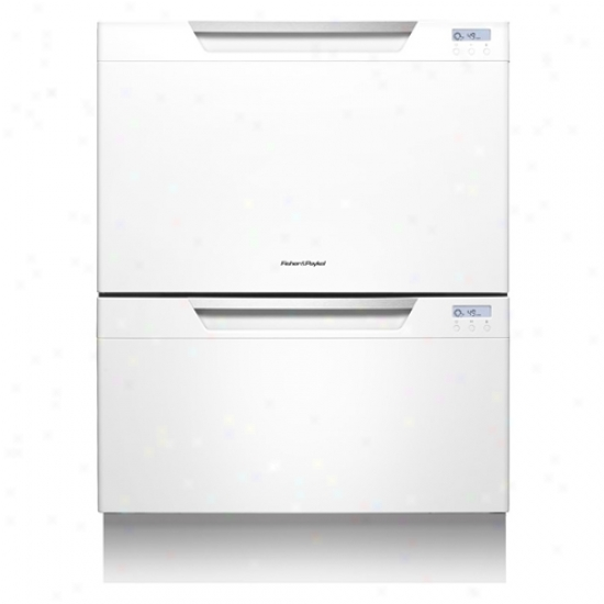 Fisher & Paykel Energy Star Double Dishdrawer Dishwashe5