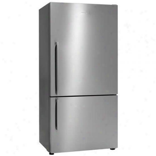 Fisher & Paykel Flat Door Bottom Freeezer Refrigerator