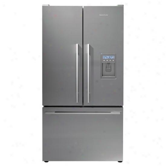 Fisher & Paykel French Door Refrigerator Freezer
