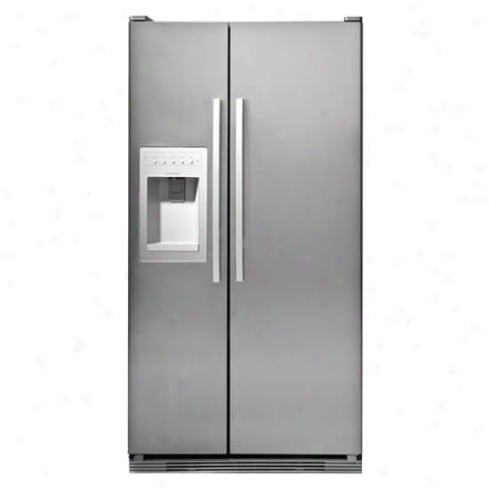 Fisher & Paykel Side-by-side Refrigerator Freezer