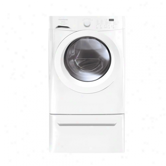 Frigidaire 3.27 Cubic Ft Affinigy Series Energy Star Stackable Front-load Washer