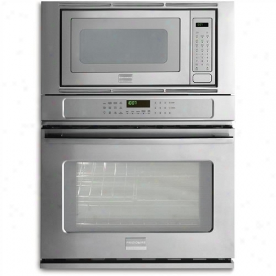 Frigidaire Professional 27  Microwave/wall Oven Combo