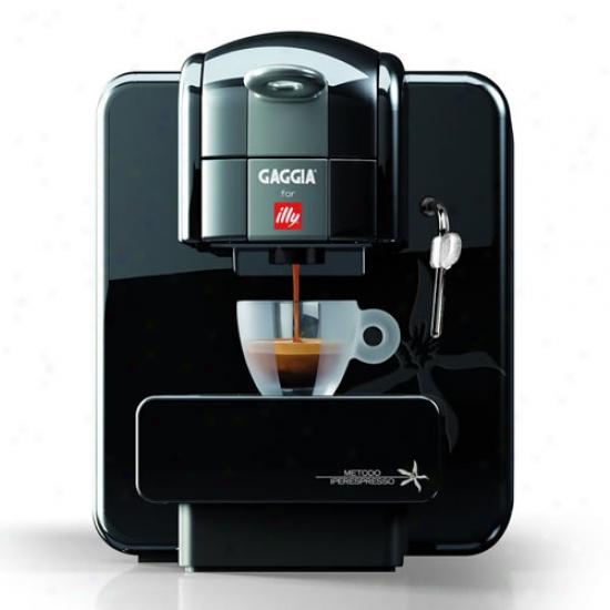 Gaggia For Illy Espresso Maker