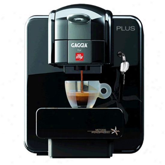 Gaggia For Illy Plus Espresso & Coffee Maker/2 Cup Coffeemaker