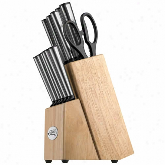 Ginsu 14 Piece Stainless Steel Cutlery Set