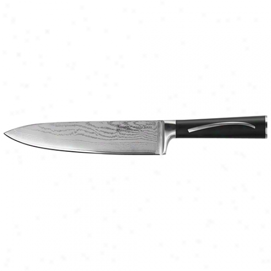 Ginsu Damascus 8  Chef Knife