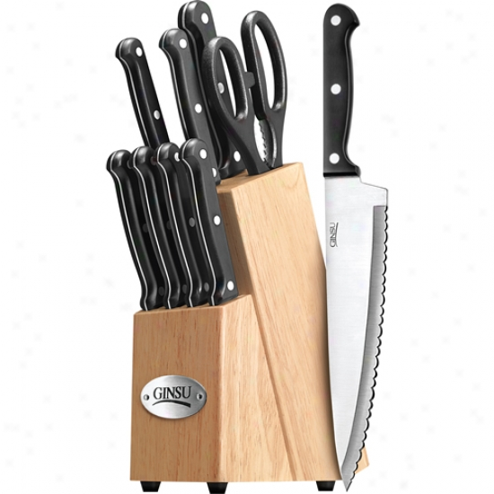 Ginsu Essential 10 Drama Cutlery Set