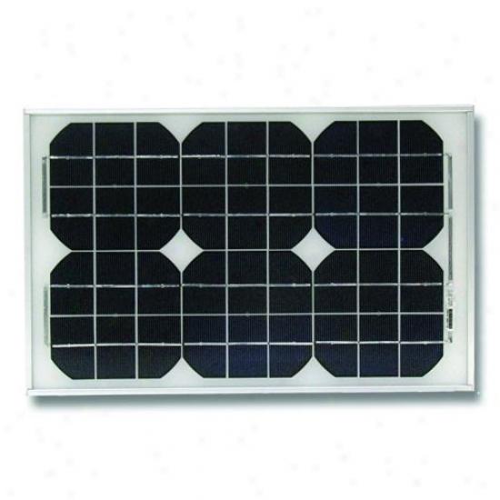 Go Power! 10 Watt Solar Rv Kit