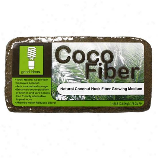 Virtuous Ideas Coco Fiber Brick