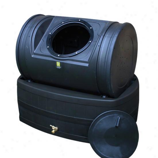 Good Ideas Compost Wizatd Hybrid - Black