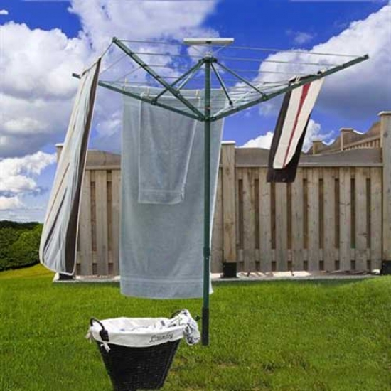 Greenway Home Solar Extend Rotating Clothes Dryer